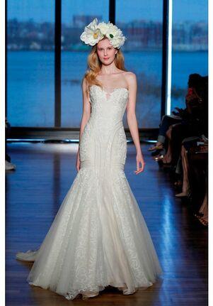 Ines Di Santo Melvina Mermaid Wedding Dress