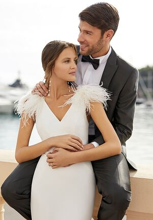 Aire Barcelona IANA Mermaid Wedding Dress