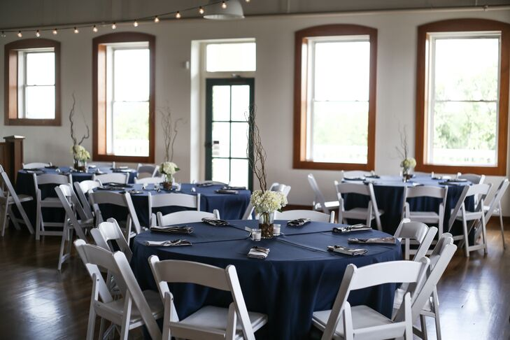A Modern Wedding at Wichita Boathouse in Wichita, Kansas on