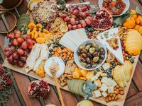 Wedding charcuterie board