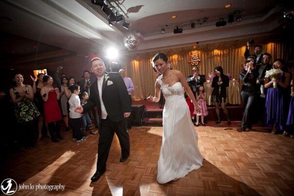 get first dance
