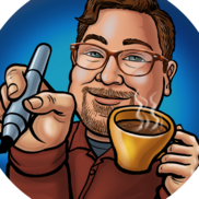 Elkhart, IN Caricaturist | Coffee Mugs Caricatures