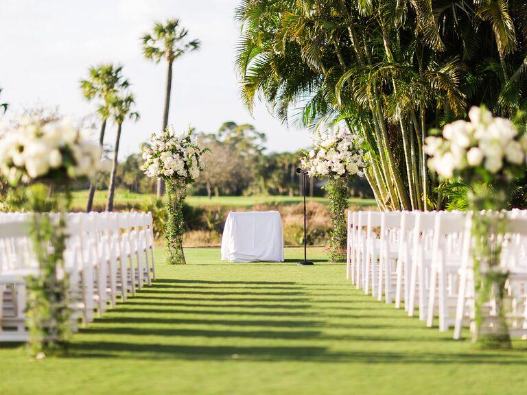 Florida Wedding Venue in West Palm Beach, Florida.
