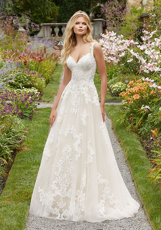 Morilee by Madeline Gardner Paoletta Ball Gown Wedding Dress