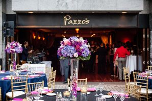 Wedding Reception at Pazzo's@311 in Chicago
