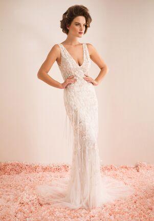 Ysa Makino KYM159 Sheath Wedding Dress