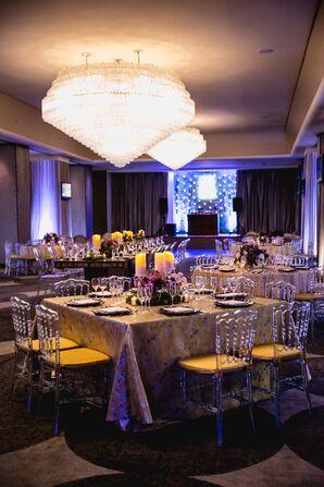 W Washington DC Hotel Reception Ballroom