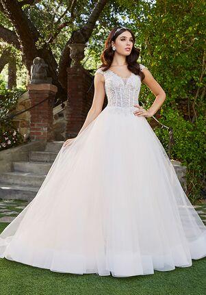 Casablanca Bridal 2402 Joyce Ball Gown Wedding Dress