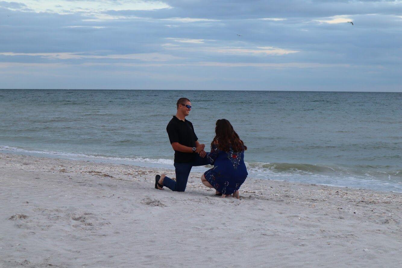 Image 1 of Jenna and Zachary