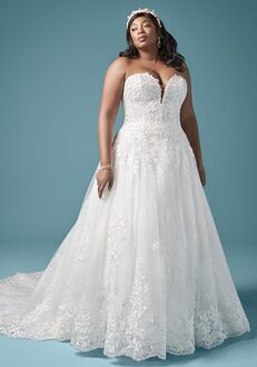 Maggie Sottero TENNYSON Ball Gown Wedding Dress