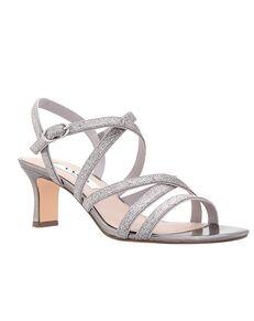 Nina Bridal Genaya_Stone Silver Shoe