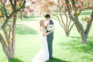 Spring Wayzata Country Club Wedding