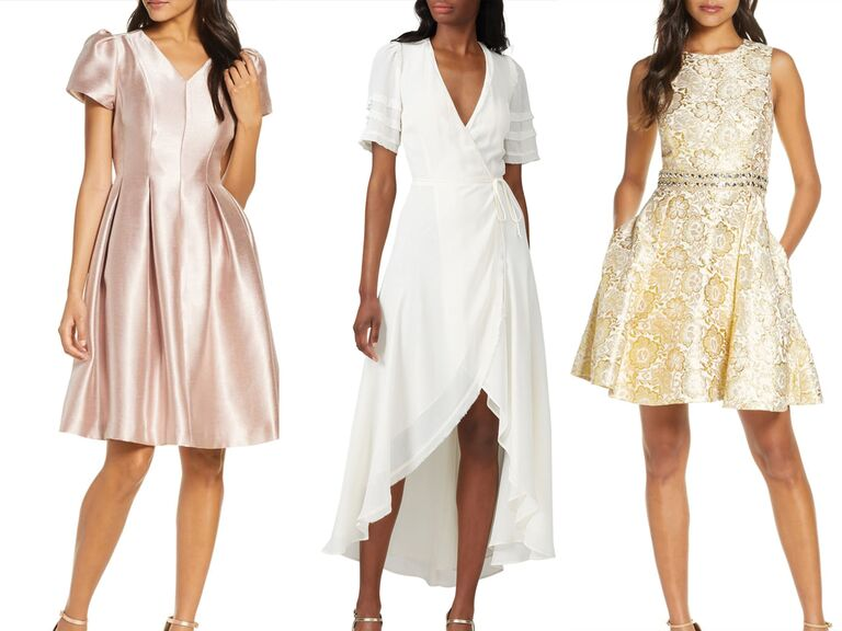 rehearsal dinner dresses
