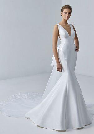 ÉTOILE CYGNEAU Mermaid Wedding Dress