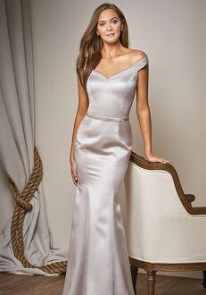 Belsoie Bridesmaids by Jasmine L204011 One Shoulder Bridesmaid Dress