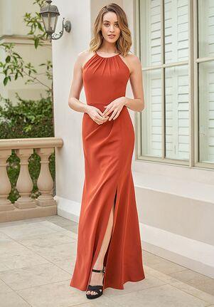 B2 Bridesmaids by Jasmine B233064 Halter Bridesmaid Dress