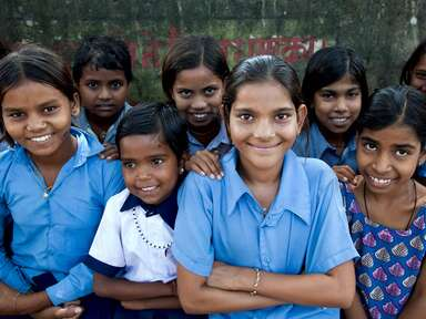 Girls Not Brides x The Knot VOW to End Child Marriage