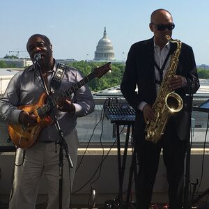 Herndon, VA Jazz Duo | Two Smooth