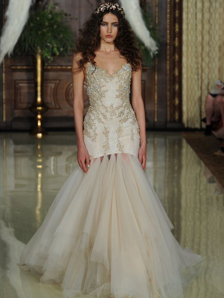 Galia Lahav Wedding Dresses Straight from Bridal Fashion Week