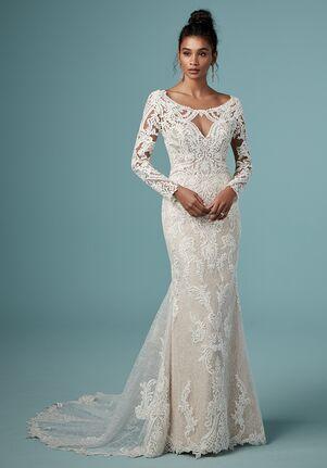 Maggie Sottero CHEYENNE Sheath Wedding Dress