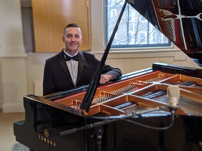 Dan Catuccio Piano Entertainment
