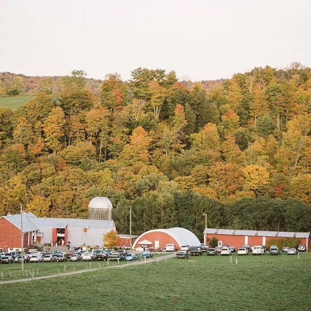 Barnes Barn Events   Reception Venues - North Brookfield, NY