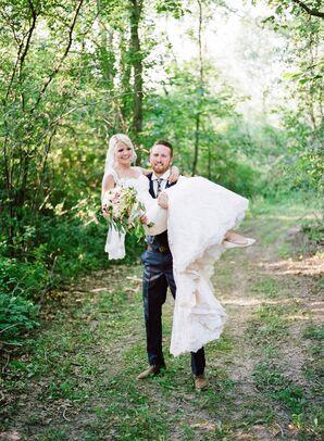 Classic, Vintage Wedding Look