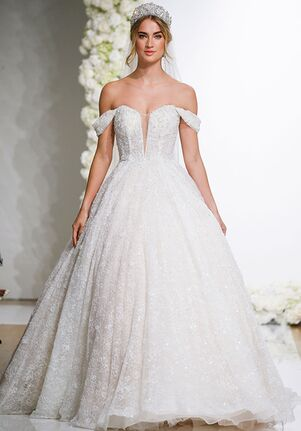 Morilee by Madeline Gardner 8296/Loucette Ball Gown Wedding Dress