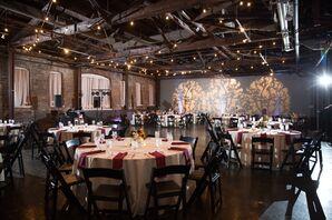 Modern Reception at the King Plow Arts Center in Atlanta, Georgia