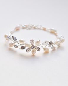 Dareth Colburn Delicate Freshwater Pearl Bracelet (JB-4824) Wedding Bracelet photo
