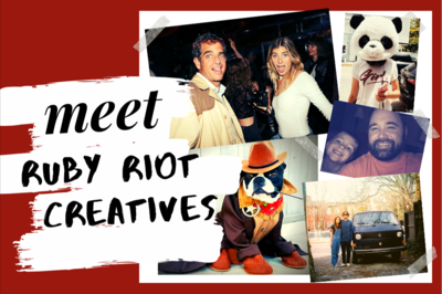 Ruby Riot Creatives