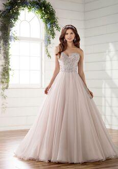 Essense of Australia D2272 Ball Gown Wedding Dress