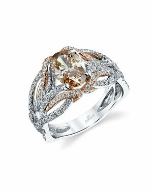 Parade Designs R3020 from the Hemera Bridal Collection Wedding Ring photo