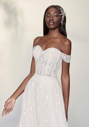 Justin Alexander Signature Vera A-Line Wedding Dress