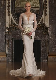 Romona Keveza Collection RK6405 Sheath Wedding Dress