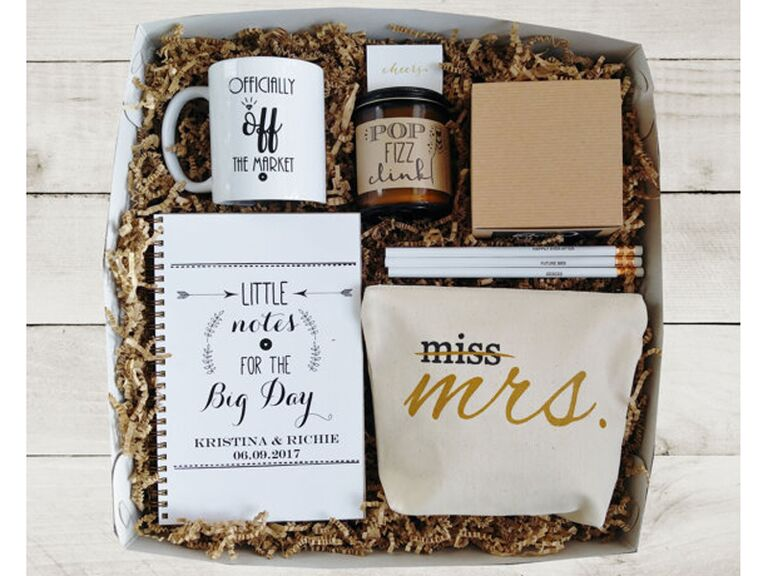 30 Memorable Gift Ideas The Maid Of Honor Can Give To The Bride