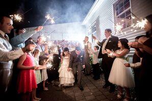Tiered Ruffle Wedding Dress Skirt