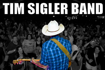 TIM SIGLER BAND - The Best In Live Country Music!