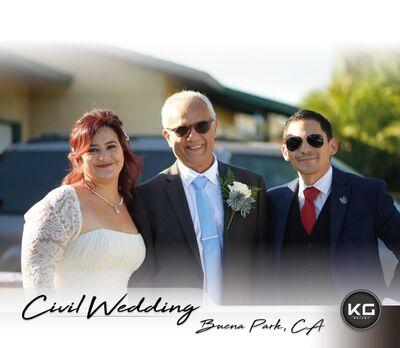 Kevin Garcia Officiant