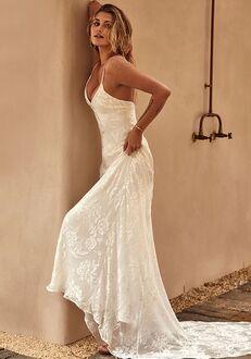 Grace Loves Lace Loyola Sheath Wedding Dress