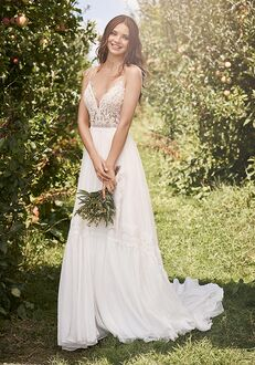 Lillian West 66137 A-Line Wedding Dress