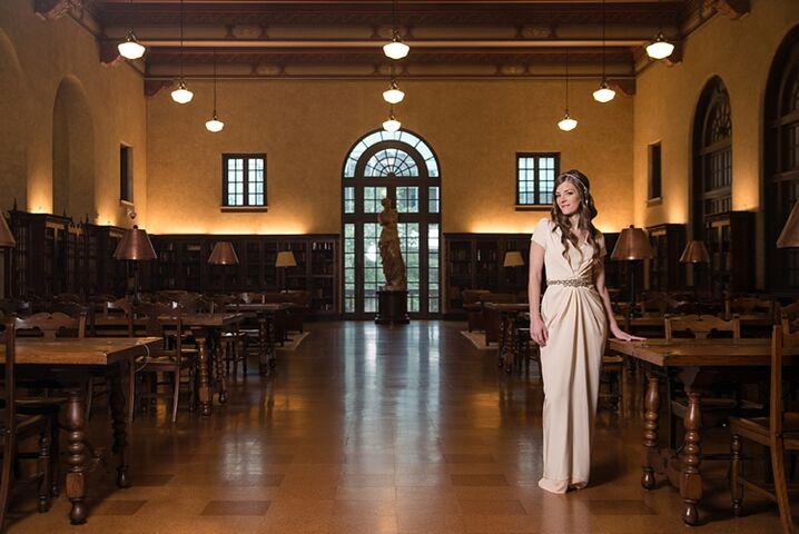 Julia Ideson Library - Houston, TX