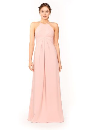 Bari Jay Bridesmaids 1950 Halter Bridesmaid Dress
