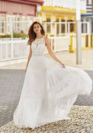 Rosa Clará Soft HASSEL A-Line Wedding Dress