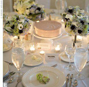wedding cake centerpieces rh theknot com