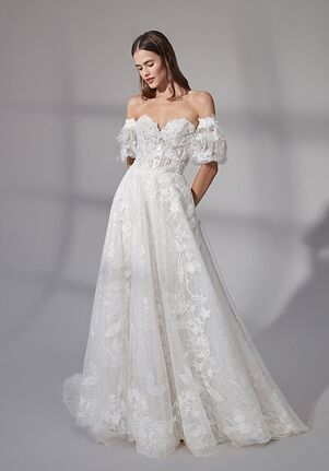 Justin Alexander Signature Medfield A-Line Wedding Dress