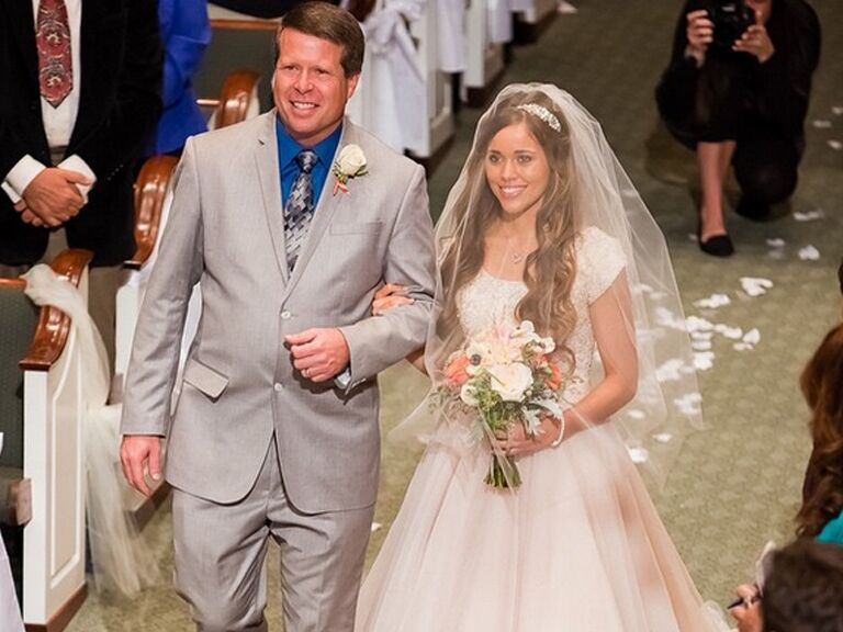 8 Can T Miss Details From Jessa Duggar And Ben Seewald S Wedding