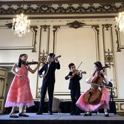 San Francisco, CA String Quartet | Stars Aligned Siblings