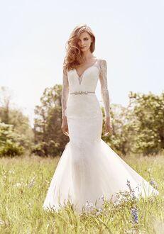 Jim Hjelm 8661 Sheath Wedding Dress