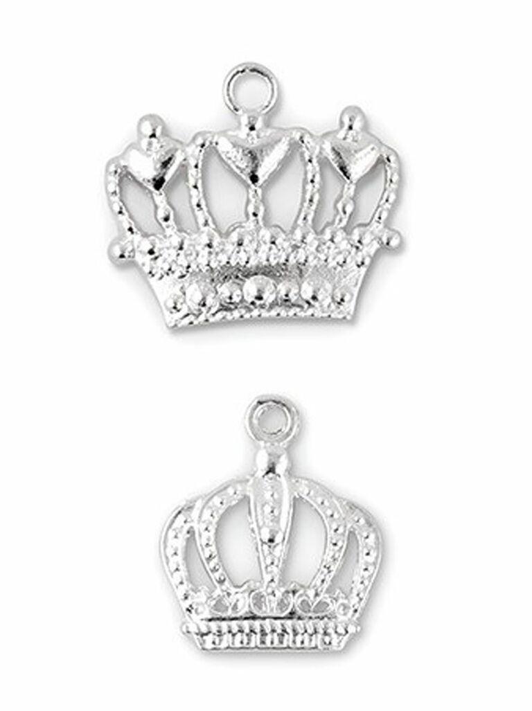 royal crown charms